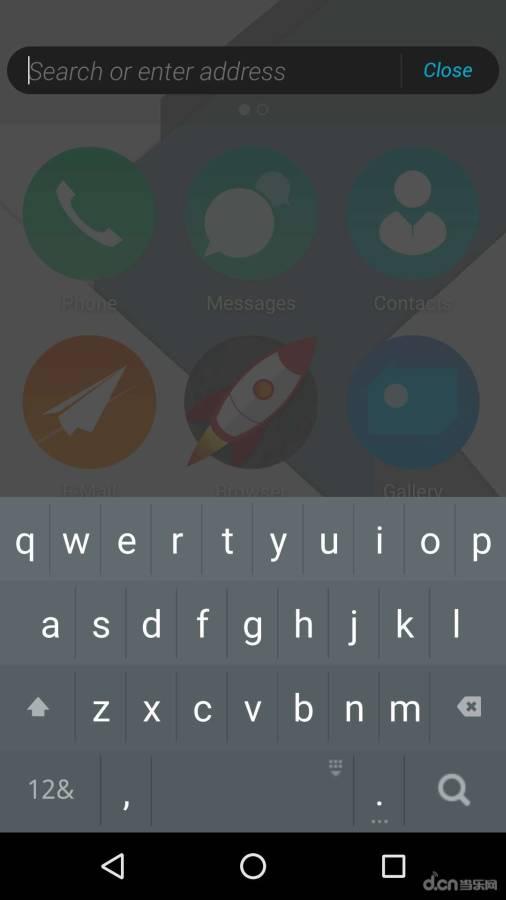 Firefox OS开发者预览版截图2