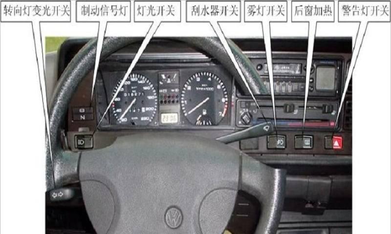 驾考科目三灯光模拟考试软件截图1
