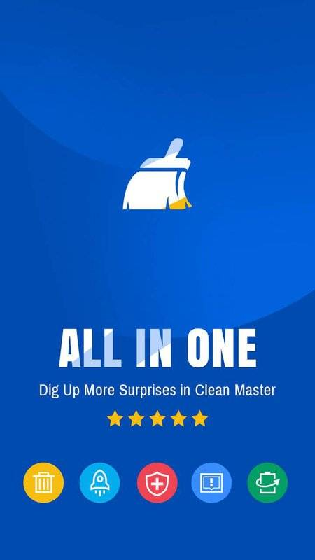 Clean Master for All CPU截图3