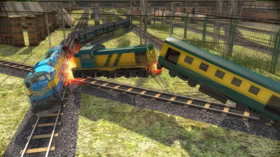 印度火车竞速