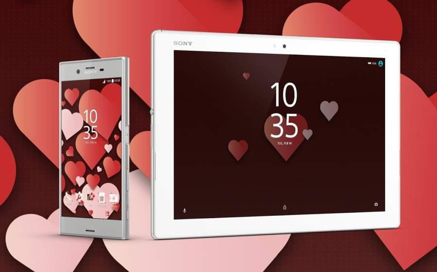 XPERIA™ Valentine's截图3