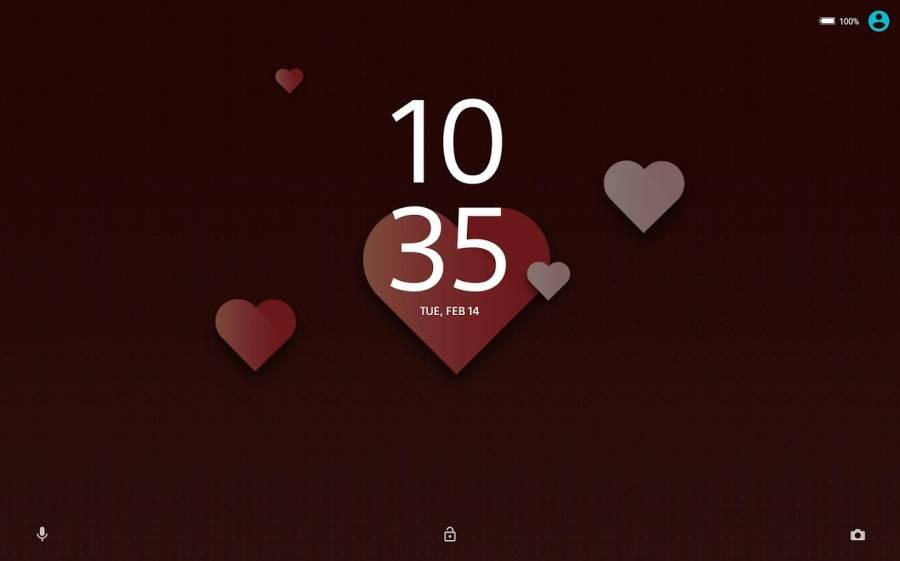 XPERIA™ Valentine's截图4