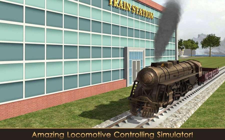 铁路建设者:起重机和装载机截图3