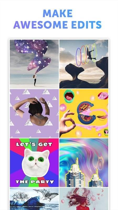 PicsArt Gifs & Stickers(抢先体验)截图0