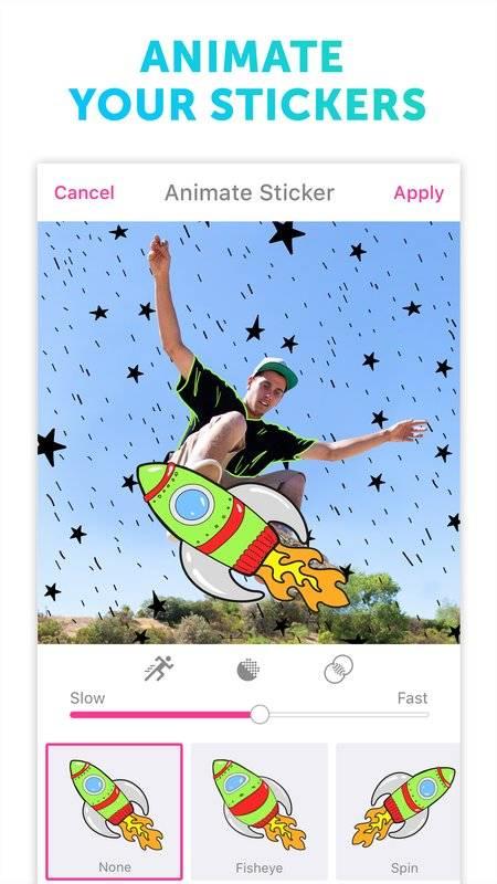 PicsArt Gifs & Stickers(抢先体验)截图1