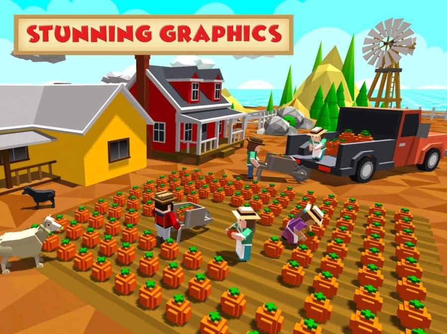 块农业模拟器截图2