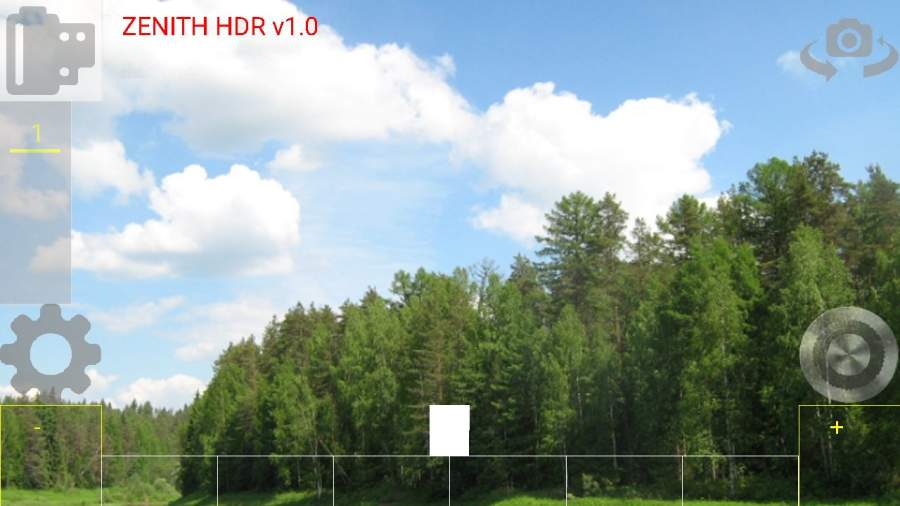 Zenith HDR camera
