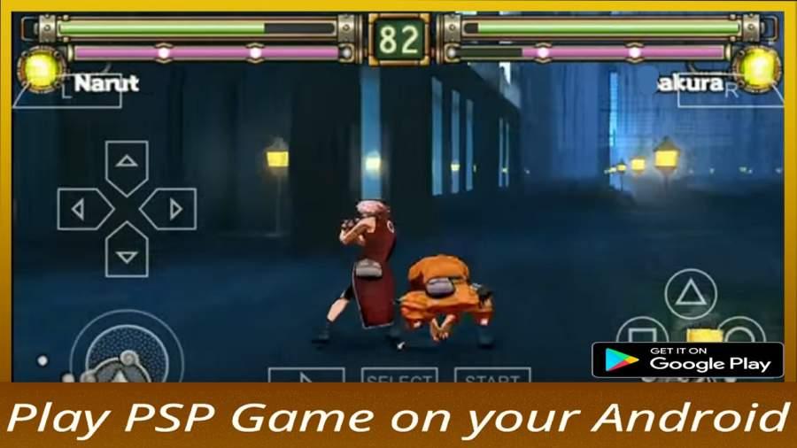 PSP HD For Emulator Games