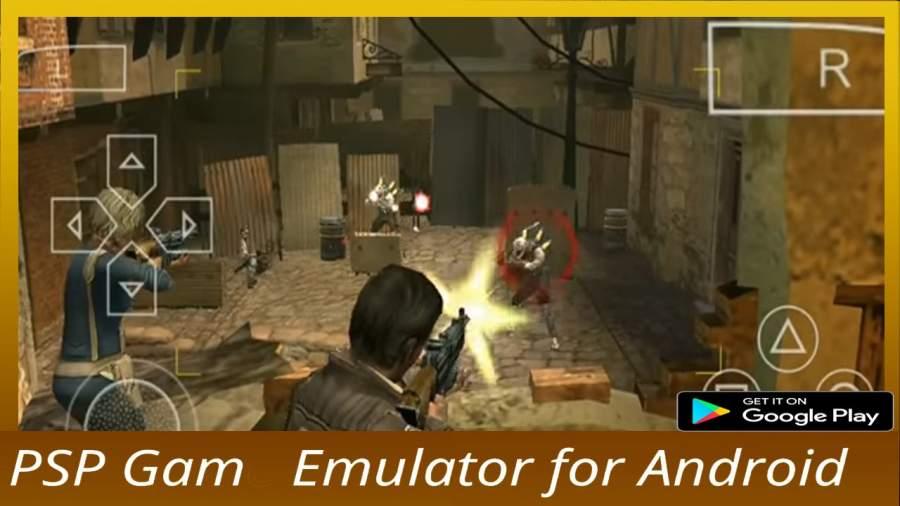 PSP HD For Emulator Games截图1