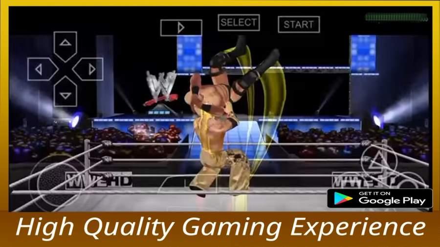 PSP HD For Emulator Games截图2