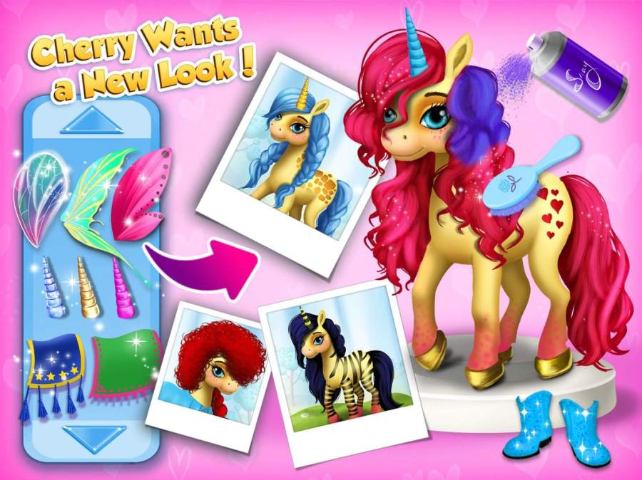 Pony Girls Horse Care Resort 2截图0