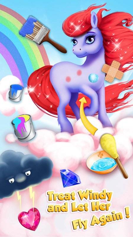 Pony Girls Horse Care Resort 2截图10