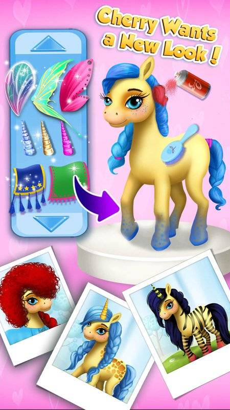 Pony Girls Horse Care Resort 2截图5