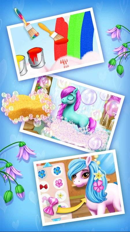 Pony Girls Horse Care Resort 2截图9