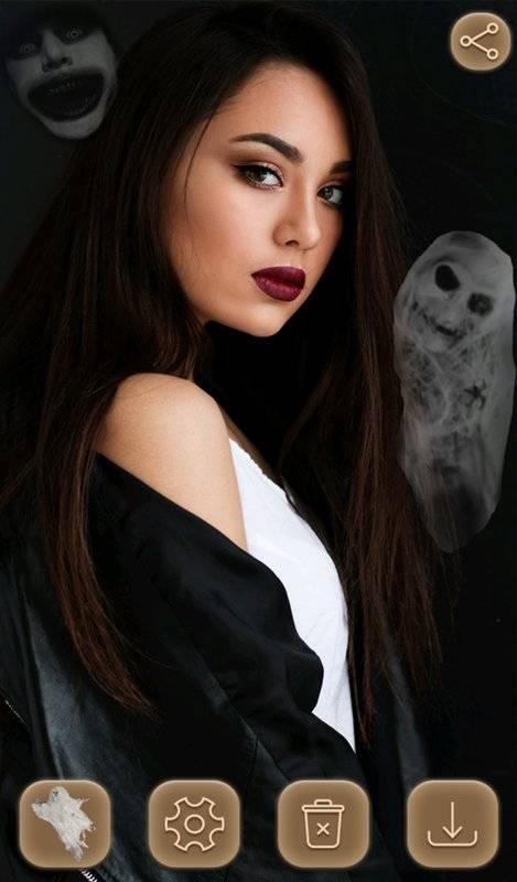 鬼魂 相机 图片修改截图3