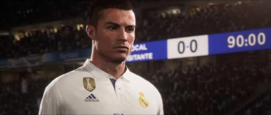 FIFA 18截图0