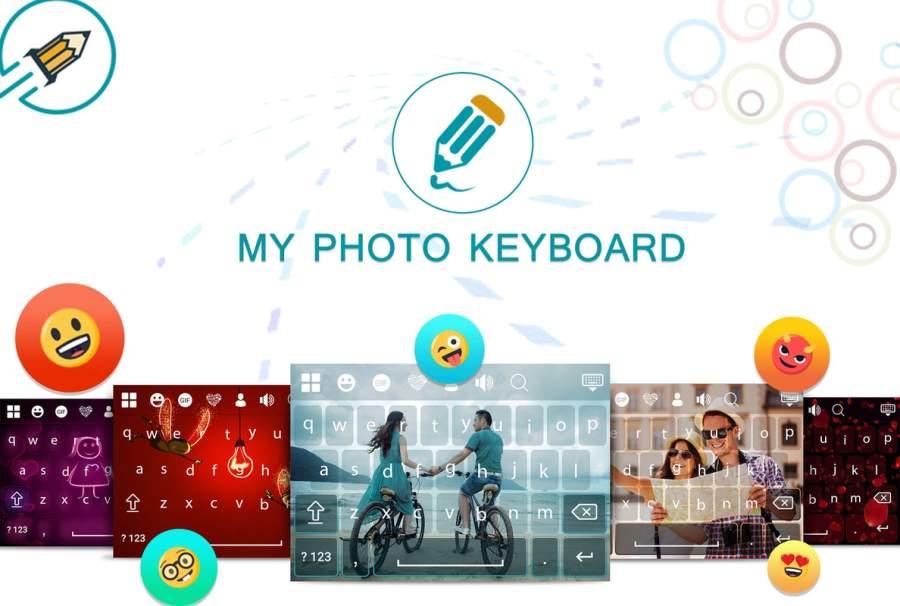 My Photo Keyboard截图0