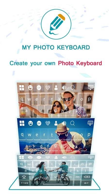 My Photo Keyboard截图4