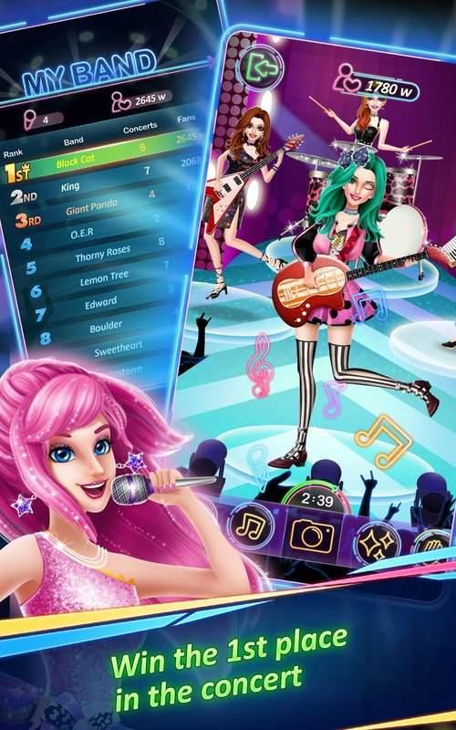 Rockstar Girl截图4