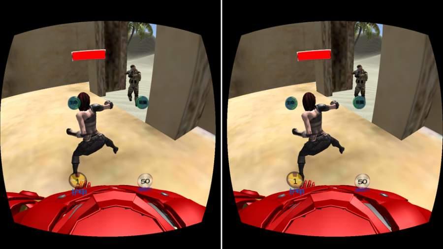 钢铁侠VR截图1