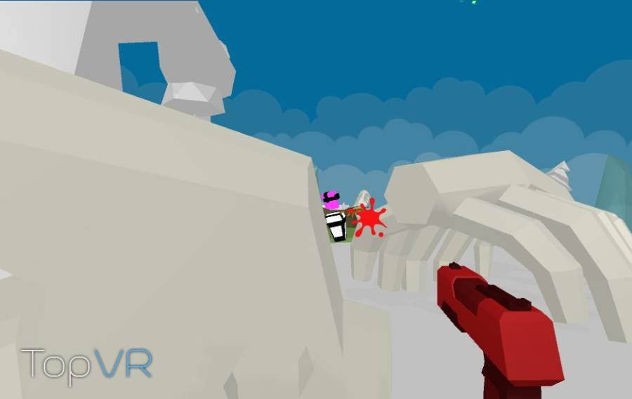 VR Paintball