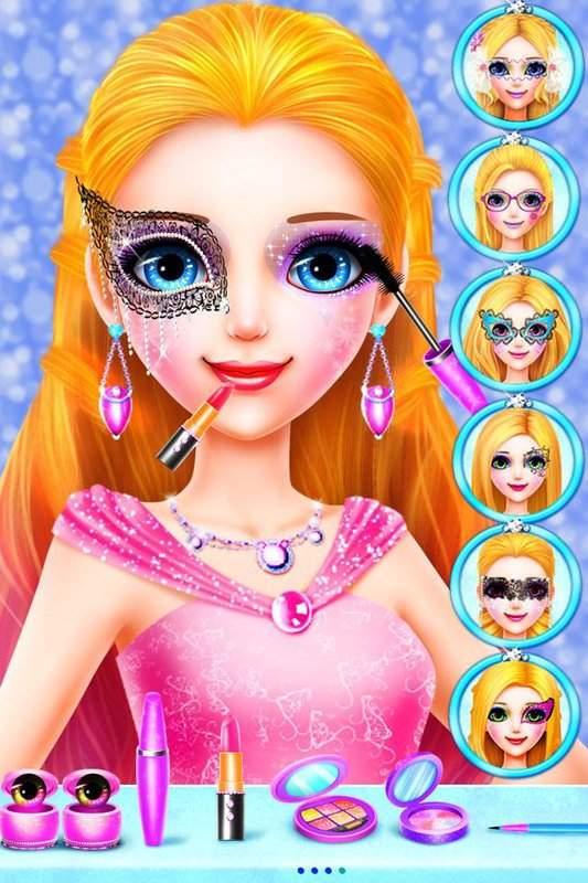 Long Hair Princess Talent截图3