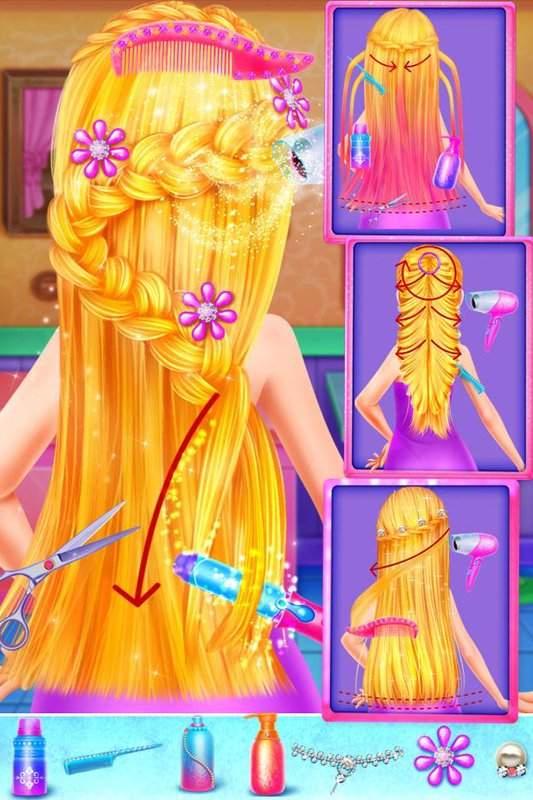 Long Hair Princess Talent截图4