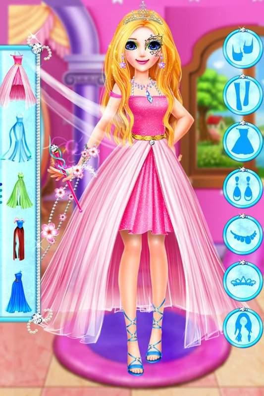 Long Hair Princess Talent截图5