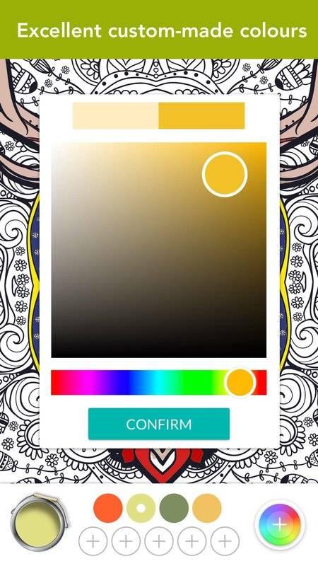 Colorfit - 绘画涂色本截图7