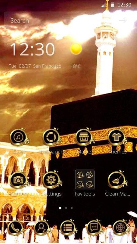 麥加Kaaba主題