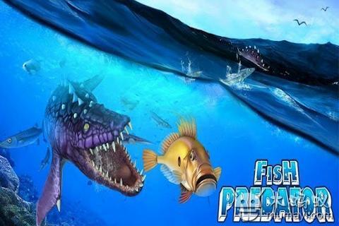 捕食鱼 Fish Predator截图0