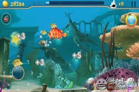 捕食鱼 Fish Predator截图1