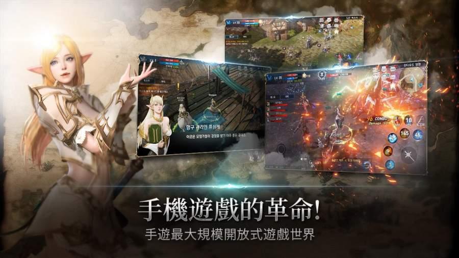 天堂2:革命 台服版截图3