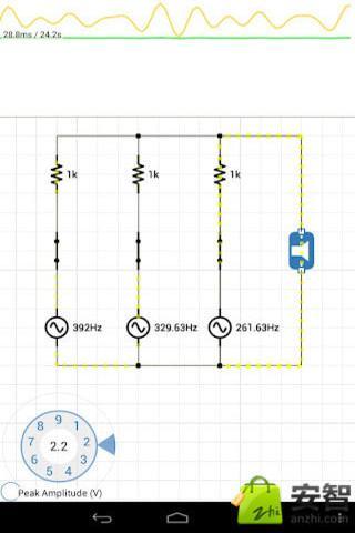 电子电路仿真和设计截图1