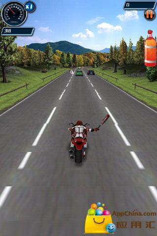 玩賽車遊戲App 暴力摩托免費 APP試玩
