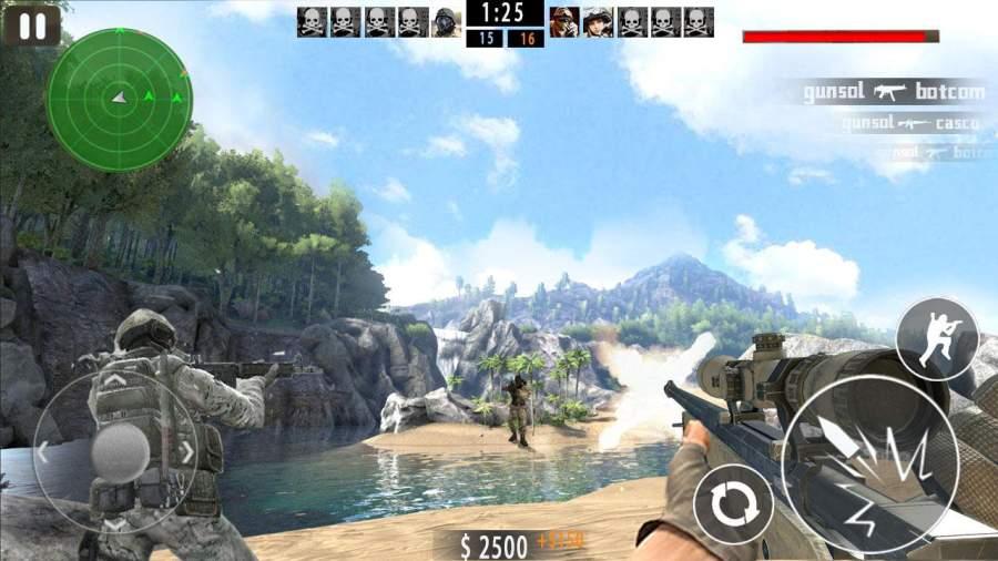 Mountain Sniper Shoot截图3