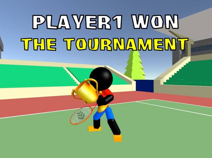 火柴人3D网球截图3