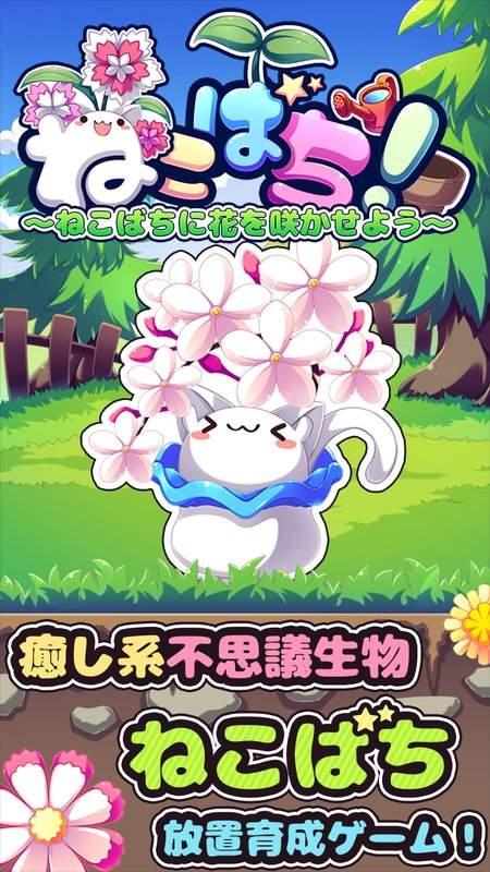 ねこばち!~ねこばちに花を咲かせよう~截图9