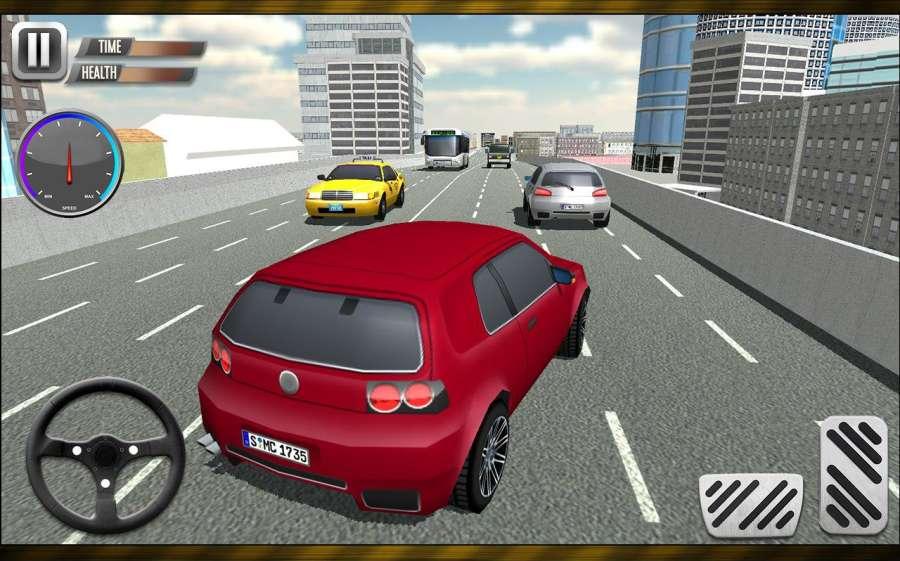 学习测试驾驶学校截图5