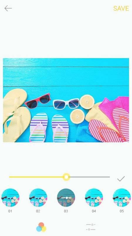 Palette Summer截图6