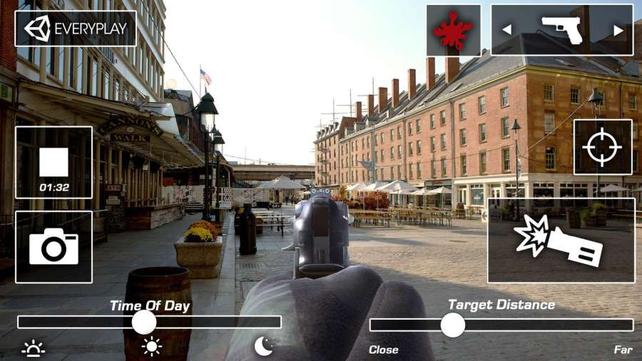 FPS Gun Camera 3D