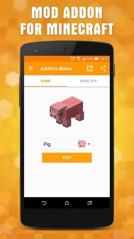 AddOns Maker for Minecraft截图2