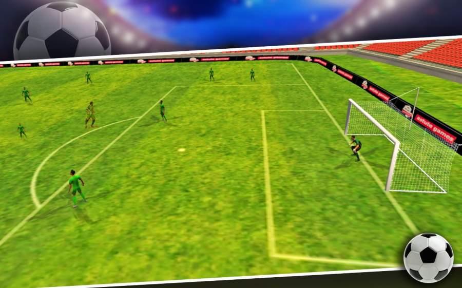 真实足球3D:足球