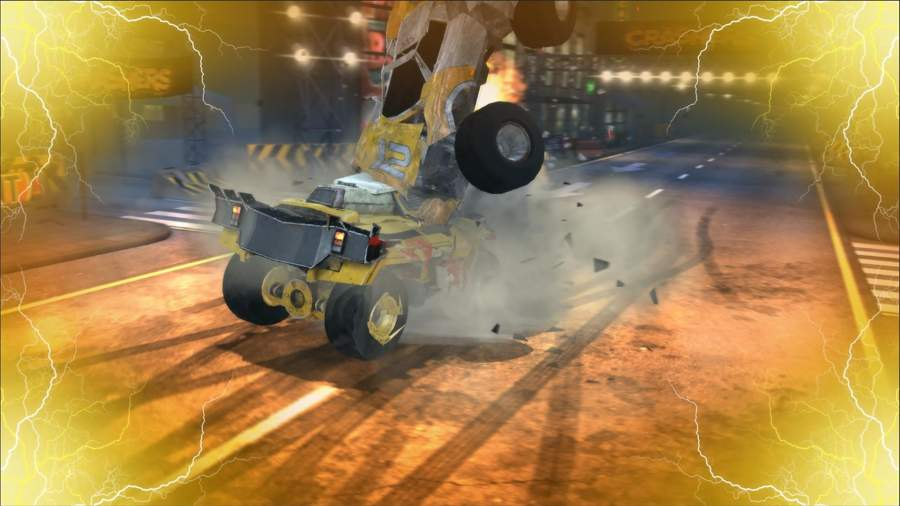 死亡飞车:粉碎者截图1