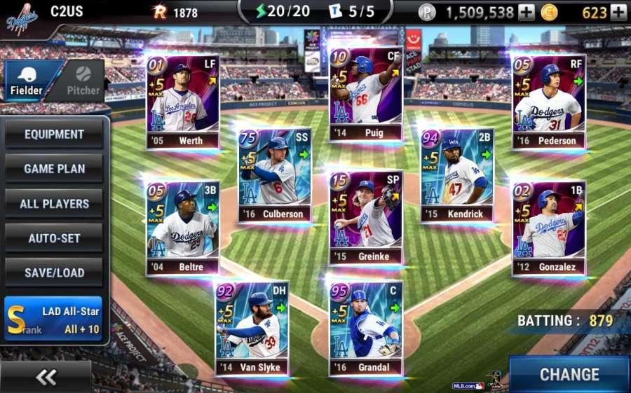 MLB:9局职棒总教练截图10