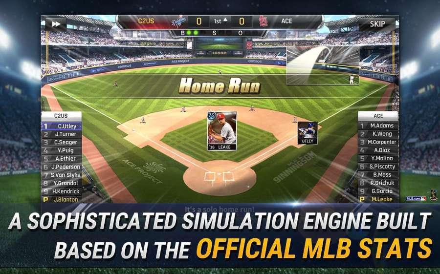 MLB:9局职棒总教练截图2