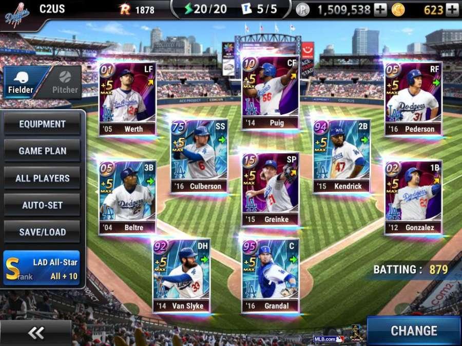MLB:9局职棒总教练截图3