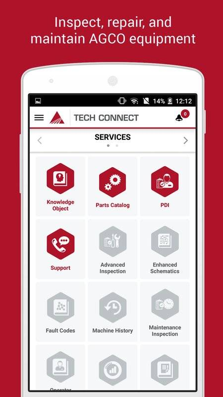 AGCO Tech Connect截图3