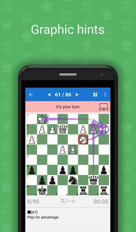 基本国际象棋战术截图4