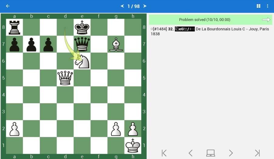 国际象棋:简单防御截图2